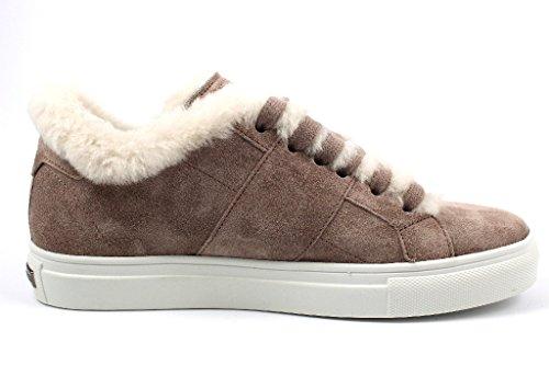Kennel & Schmenger  14050-658, Chaussures de ville à lacets pour femme Rouge