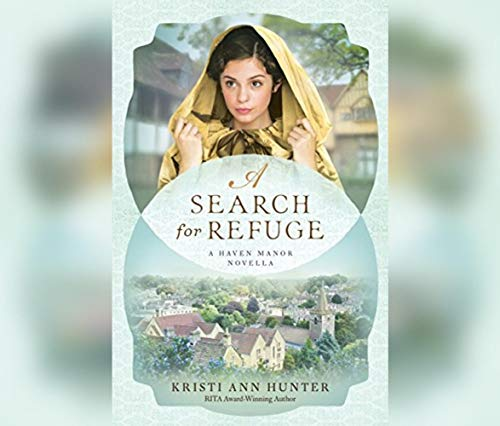 A Search for Refuge (Haven Manor, Band 5)