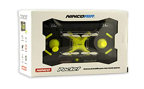 NincoAir Pocket Drone Mixed Color NH90109