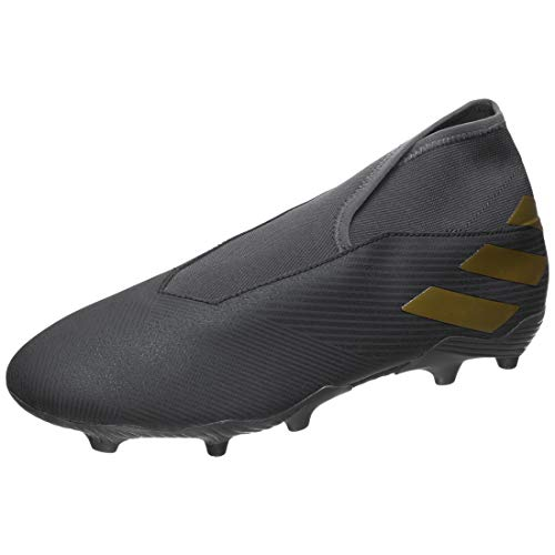 adidas Performance Nemeziz 19.3 LL FG Fußballschuh Herren schwarz/Gold, 9 UK - 43 1/3 EU - 9.5 US