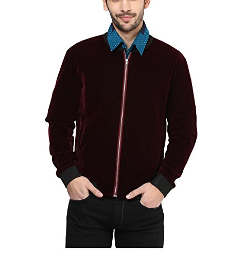 Yepme Men's Polyester Jackets - Ypmjackt0359-$p