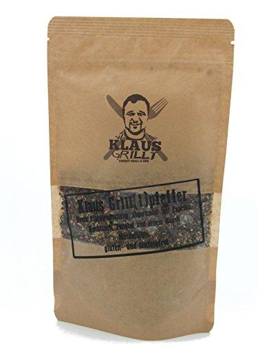 Preisvergleich Produktbild Klaus Grill(t)pfeffer 150g...von Klaus grillt....
