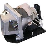 azurano Ersatzlampe für OPTOMA SP.8MQ01GC01 BL-FP230J mit Gehäuse