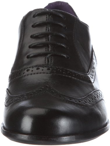 Clarks Hamble Oak, Chaussures de ville femme Noir (Black Leather)