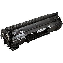 V7 V7-CF283A-1E Mono Laser Toner für HP Drucker - ersetzt CF283A