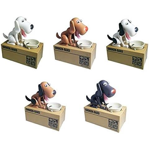 Lindo perrito de Banco   Hungry Hound para ahorrar dinero Piggy Bank por Express Panda®