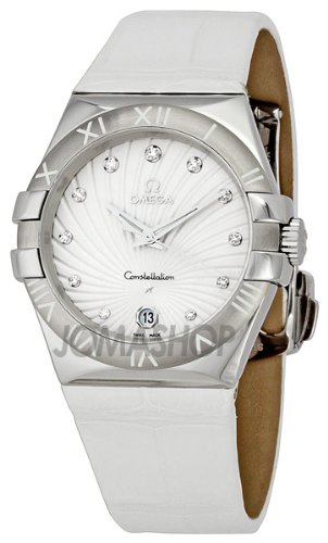 Omega Omega Constellation Ladies Watch 123.13.35.60.52.001