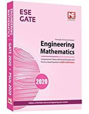 Engineering Mathematics for GATE 2020 and ESE 2020 (Prelims)-Theory and Previous Year Solved Papers