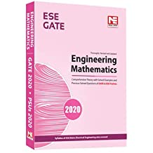 Engineering Mathematics for GATE 2020 and ESE 2020 (Prelims) - Theory and Previous Year Solved Papers