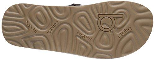 Bugatti D898136 Herren Zehentrenner Braun (taupe 182)