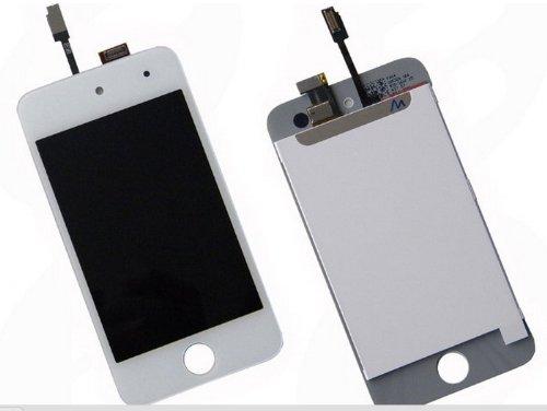 IERO LCD & Touchscreen Digitizer Ersatzteile für Apple iPod 4 G 4th Gen weiß Touchscreen