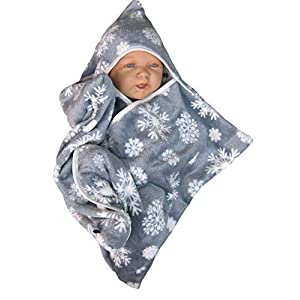 Star Fleece Baby Wrap Alles Handgemacht De