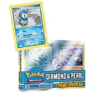 Pokémon Trainer Kit Diamant & Perl, deutsch