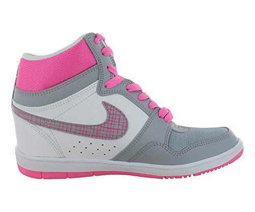 Nike 629746-002, Orteil rapproché femme white
