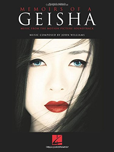 Memoirs of a Geisha: Music from the Motion Picture Soundtrack, Piano Solo: Piano Solo Songbook