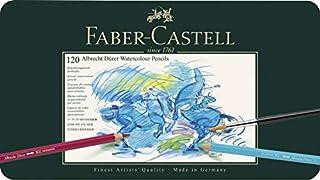 Faber-Castell 117511 - Aquarellstift Albrecht Dürer 120er Metalletui (B000KT73LK) | Amazon Products