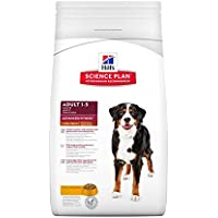 Hill's Canine Adult Large Breed mit Huhn 12kg, 1er Pack (1 x 12 kg Packung) - Hundefutter