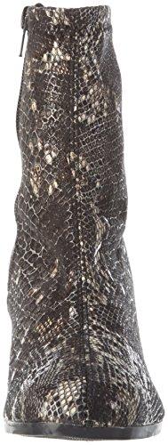 Tamaris 25007, Bottes Classiques Femme Noir (Black Snake 017)