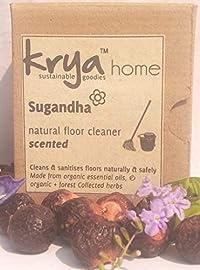 Krya Natural Floor Cleaner - Sugandha (Scented) (200 gm)