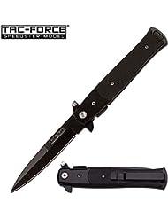 Couteau Milano Stiletto Ouverture Rapide assistée # YC-428-G10