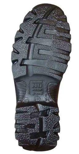 No-Risk FRANKLIN, Stivali di Gomma Uomo, Nero (Black), 47 EU (12 UK) Black