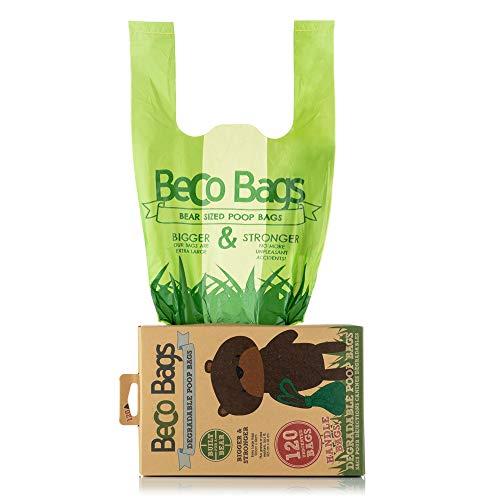 BecoPet BBGH-120 Bags Handles (120 Stück) Ein Stück Handle