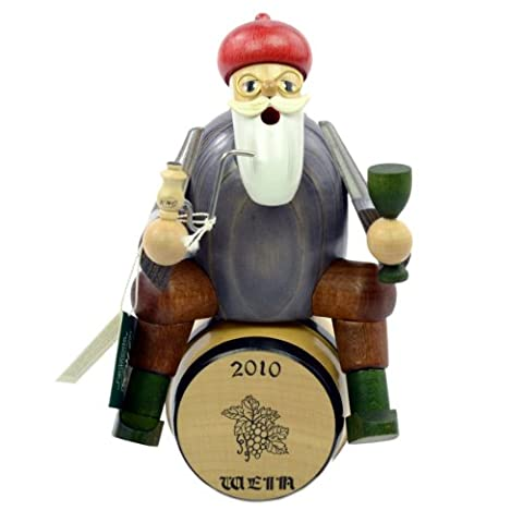 KWO Wine Taster German Incense Smoker