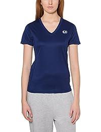 Ultrasport Damen Funktions T-Shirt Kugar - atmungsaktives Fitness Shirt