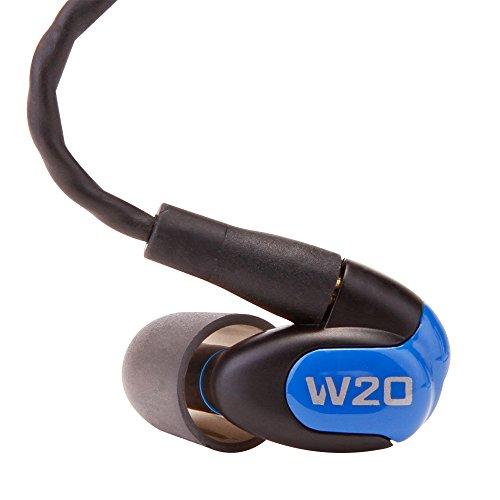 Westone W20 In-Ear-Monitor mit zwei Balanced-Armature Treibern, Mikrofon und Fernbedienung
