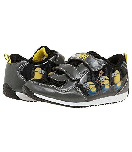 Minions Despicable Me Garçon Sneaker 2016 Collection - noir Noir