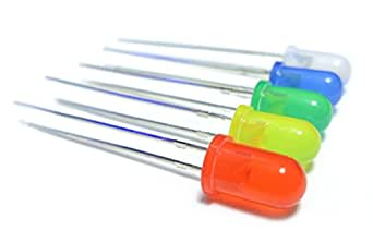 LED Pack-Basic-Ultimatum, 200 Pieces, 5 Colours