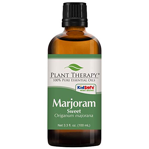 Sweet Marjoram Essential Oil. 100 ml. 100% Pure, Undiluted, Therapeutic Grade