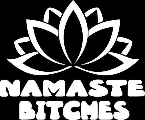 amaste Bitches Aufkleber ca.20 cm Autoaufkleber,Wandtattoo, Waschanlagenfest, Profi-Qualität, Decal,Sticker ()