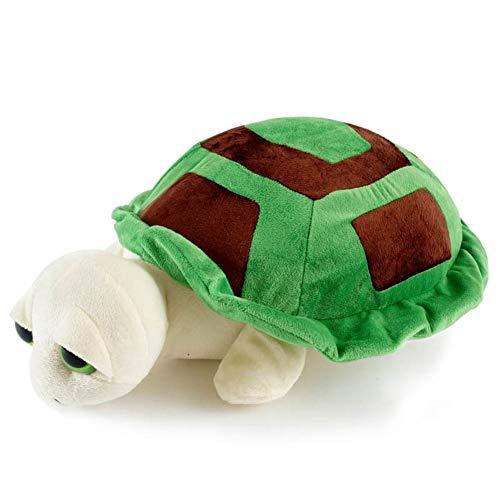 L&J Baby Plüschtiere Super-Soft Ausgestopfte Tiere Cute Schildkröte Puppe Home Dekoration-A 45cm(18inch)