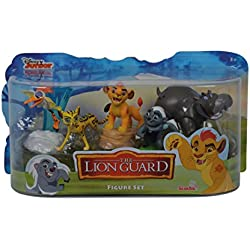 Simba - 109318709 - la Garde du Roi Lion - Coffret 5 Figurines - 6.5 cm