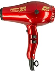 Parlux Power Light 385 Dryer, Red