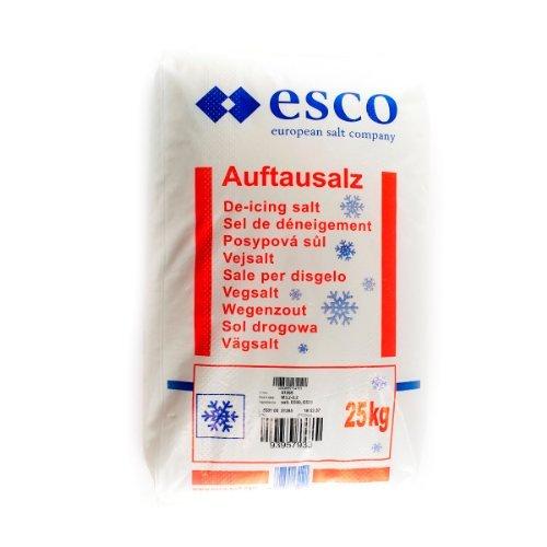 Sacco Sale per disgelo, 25kg