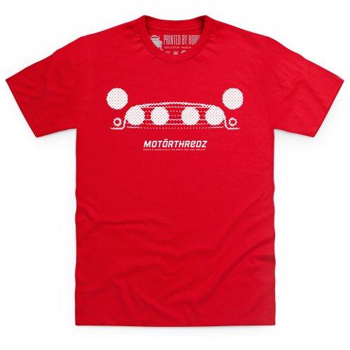 General Tee Famous Faces - Cooper S T-Shirt, Herren Rot