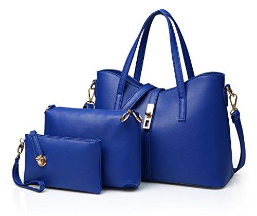 emotionlin-frauen-vintage-leder-reine-farben-handtaschen-schulter-beutel-tote-satchel-hobo-set-blau