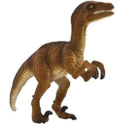 Science4you Velociraptor, figura de plástico, talla M (715.0)