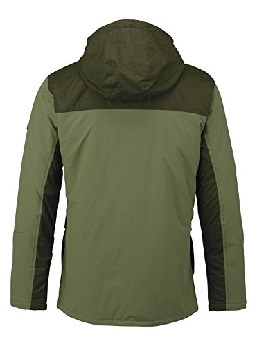 Burton Match Jacket, Giacca Uomo Olive Branch/Forest Night