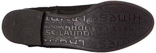 Chinese Laundry Racer Synthétique Botte Black