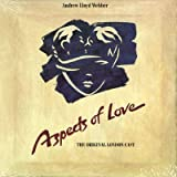ANDREW LLOYD WEBBER - ASPECTS OF LOVE LP & BOOKLET [17163]