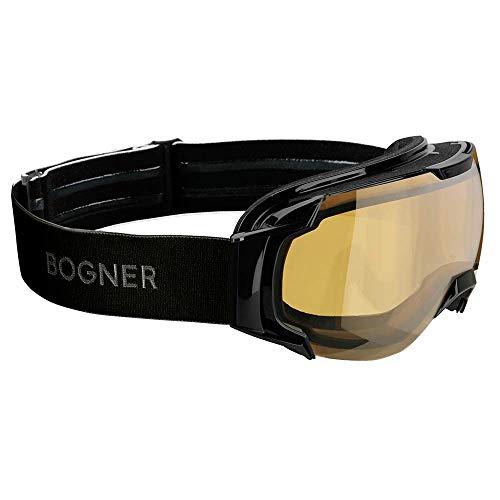 Bogner Goggles JUST-B Polarized   Schwarz   Ski & Snowboard Brille   Hochwertige Qualität