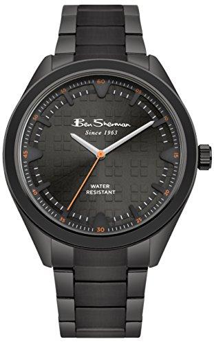 Ben Sherman Herren-Armbanduhr BS005BBM