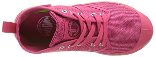 Palladium Palavil Hi Tx W, Baskets Hautes Femme Rose (B68 Raspberry/Black/Wind Chim)