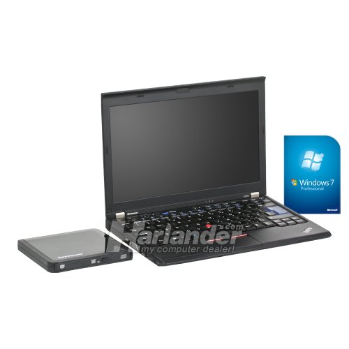 Lenovo ThinkPad X220 12,5 Zoll Notebook Core i5 2.5GHz, 4GB RAM, 320GB HDD,  UMTS, Win 7 schwarz