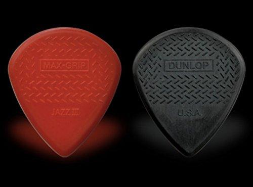 puas-dunlop-nylon-jazz-max-grip-471p3c-agarre-carbon-fiber-calibre-138-bolsa-con-6-unidades