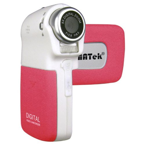 Camcorder Sigmatek SDV-310 Videokamera 12MP pink