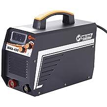 XMAGG® Máquina de Soldar Soldador de Arco Portátil Inversor DC Soldadora Inverter Adecuada 220V Portátil Hogar Soldadora Electrica: Amazon.es: Bricolaje y ...